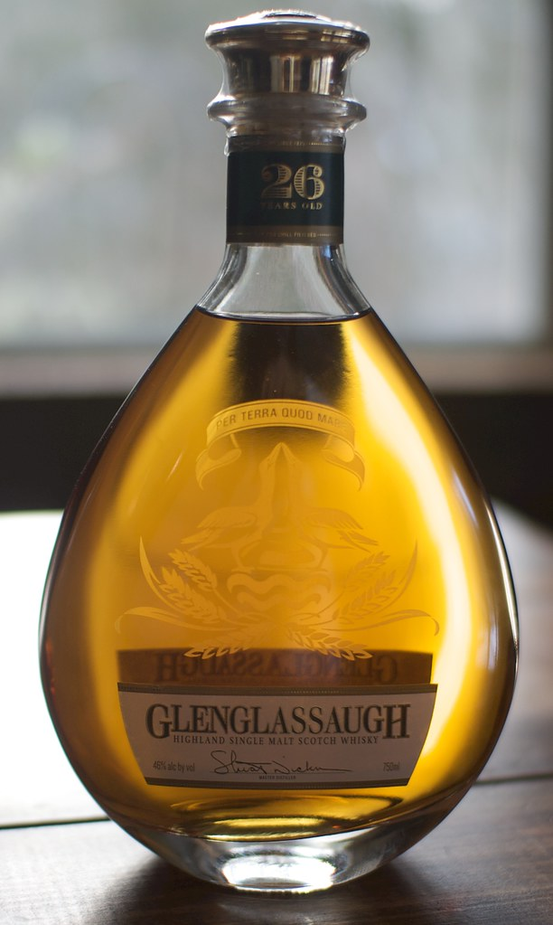 Glenglassaugh Bottle