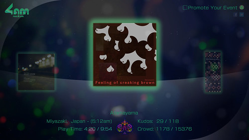 PixelJunk 4am for PS3