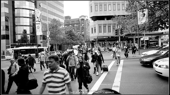 澳洲雪梨 街拍