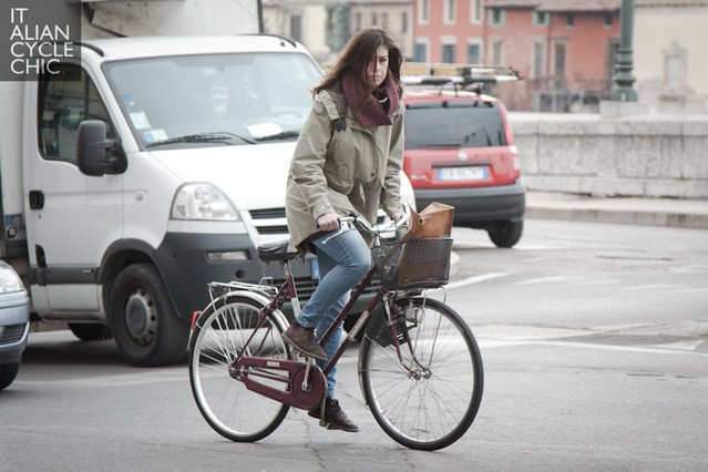 Italian Cycle Chic [Verona]