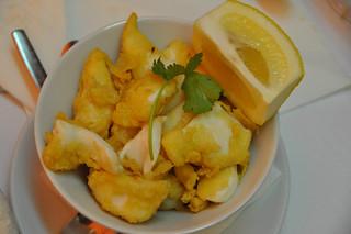 Chocos / Calamares fritos