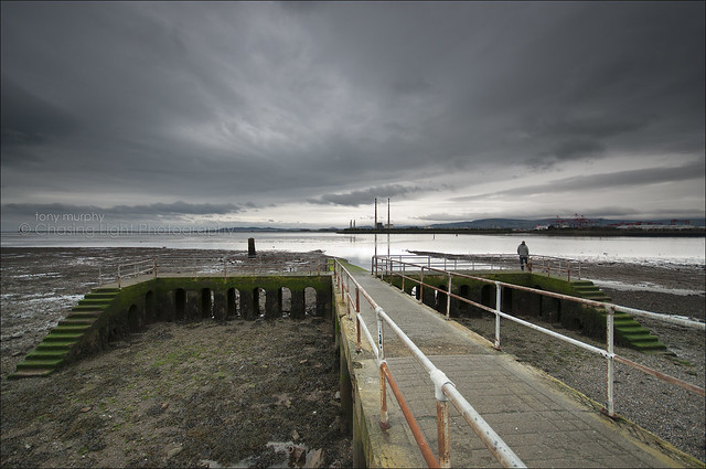 Clontarf Dublin - Low Tide TM2_9343