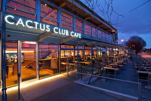 Win A Vip Fireworks Dinner At Cactus Club Cafe