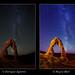 "Different NightScape Styles by IronRodArt - Royce Bair (""Star Shooter"")"