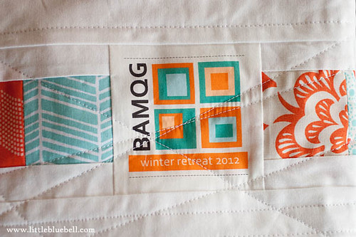 Custom Fabric for BAMQG