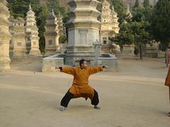 Tue, 15/03/2011 - 05:10 - SHIFU KANISHKA SHARMA TRAINING IN SHAOLIN XINYI QUAN Shaolin Kung Fu India