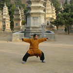 SHIFU KANISHKA SHARMA TRAINING IN SHAOLIN XINYI QUAN Shaolin Kung Fu India