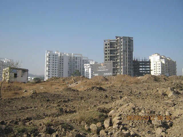 Rohan Leher BU Bhandari Landmarks'  Alacrity &  Prithvi Developers' Pinewood  Baner Pune