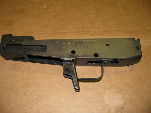 FS Galil IMI receiver with Parts Kit - The FAL Files