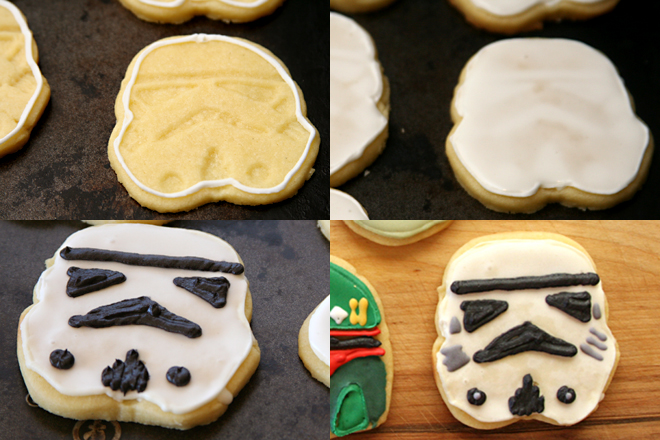 star wars cookies 5 stormtrooper