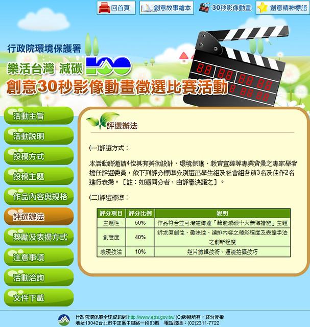 樂活台灣 減碳100