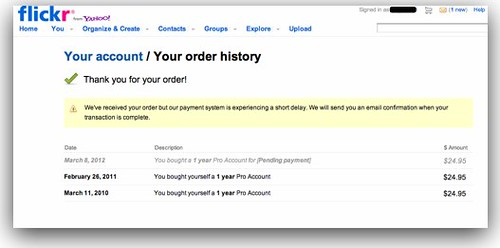 Flickr_ Your Order History