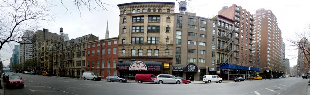 4th Ave pano
