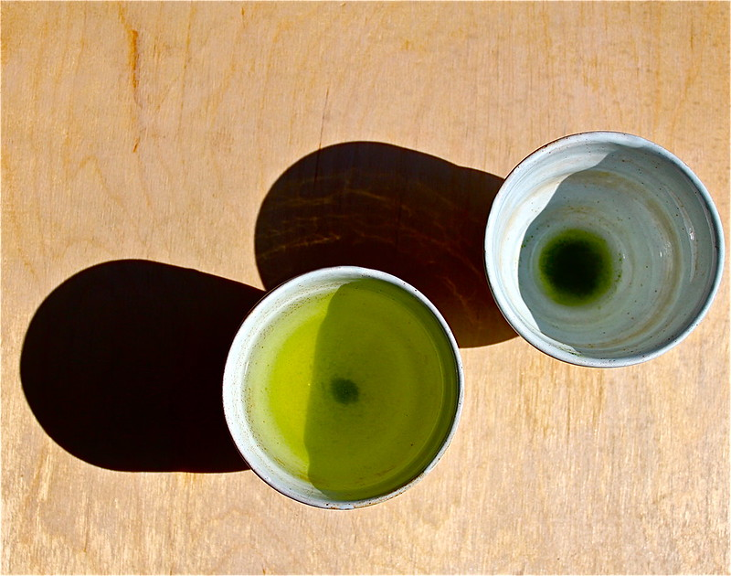 (green) tea for two