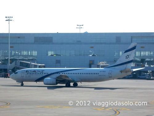 Boeing 737 EL AL