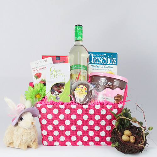 Hop on in easter gift baskets by the frederick basket company green apple easter sunshine negle Image collections
