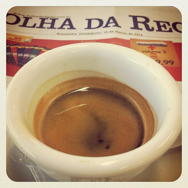 Café curto & FR