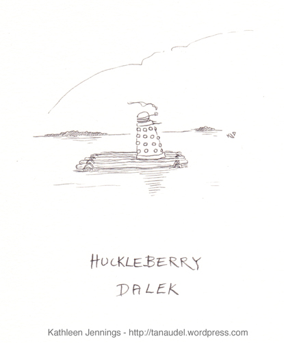 Huckleberry Dalek