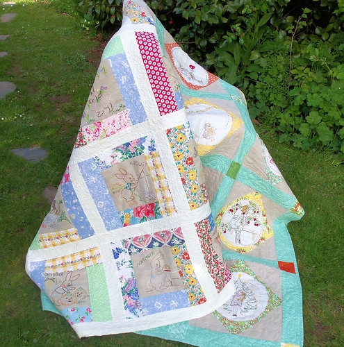 Two Calendar Quilts