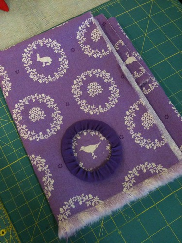 Multilevel Sewing Projects: Susan's American Girl Doll Sleeping Bag to-be