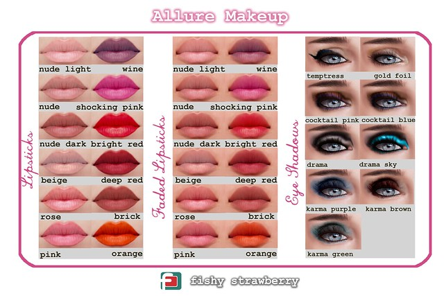 Allure Makeup