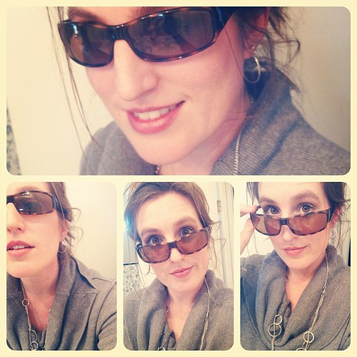 #marchphotoaday #sunglasses #selfportrait ... Can't seem to stay on track with the challenge this month!