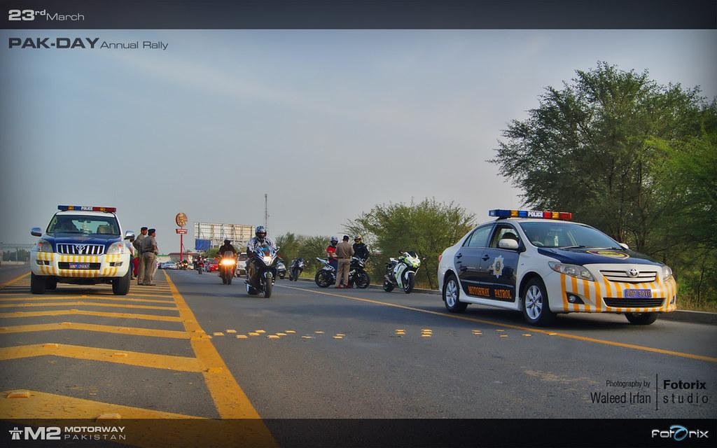 Fotorix Waleed - 23rd March 2012 BikerBoyz Gathering on M2 Motorway with Protocol - 7017505223 9b1dd1521b b