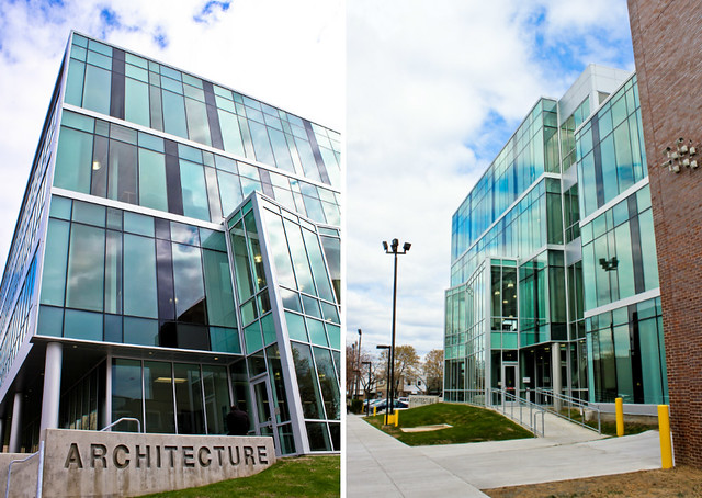 Architecture building temple university flickr for Temple university landscape architecture