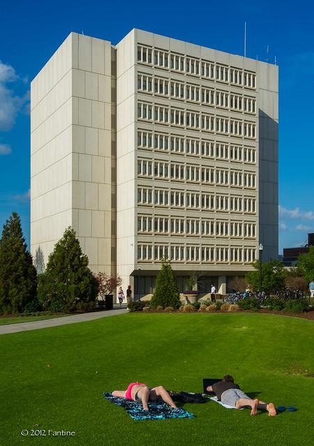 Jackson Library, UNCG