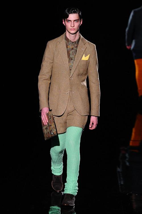 Matthew Bell3001_FW12 Tokyo PHENOMENON(Fashion Press)