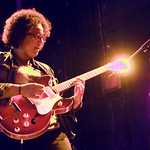 Alabama Shakes live at Bowery Ballroom on April 11, 2012 photo by Joe Grimaldi edited by Tim Teeling