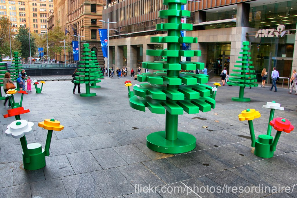 Lego Forest #4
