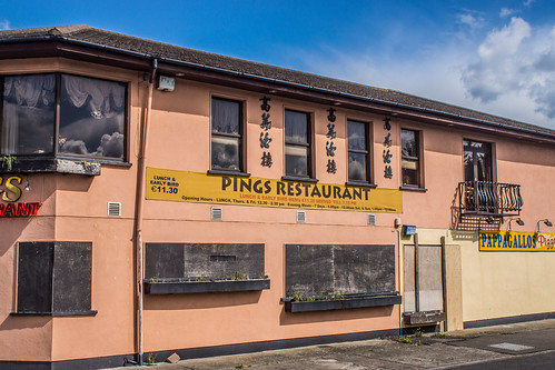 Pings Restaurant - The Grove Stillorgan (Closed) by infomatique