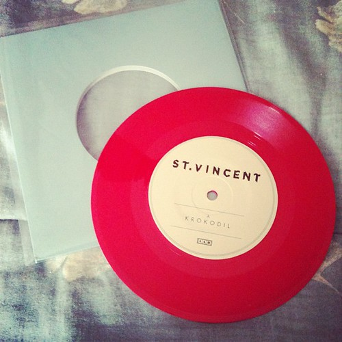 Record Store Day 2012 / St. Vincent