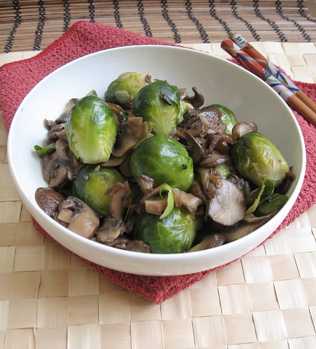 honey sauce black bean sauce brussels sprouts eva s brussels sprouts ...