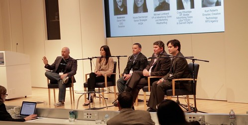 "Mid-Atlantic Marketing Summit's ""Mobile Marketing: Beyond the Hype"" Panel"