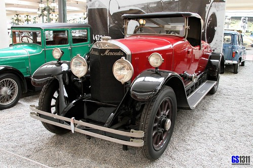 1926 - 1929 Mercedes-Benz Typ 400