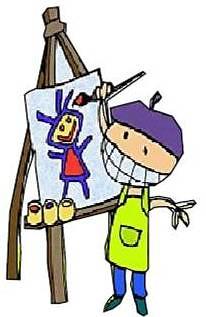 image concours de dessin