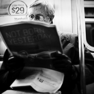 not born yesterday (New York 2010)