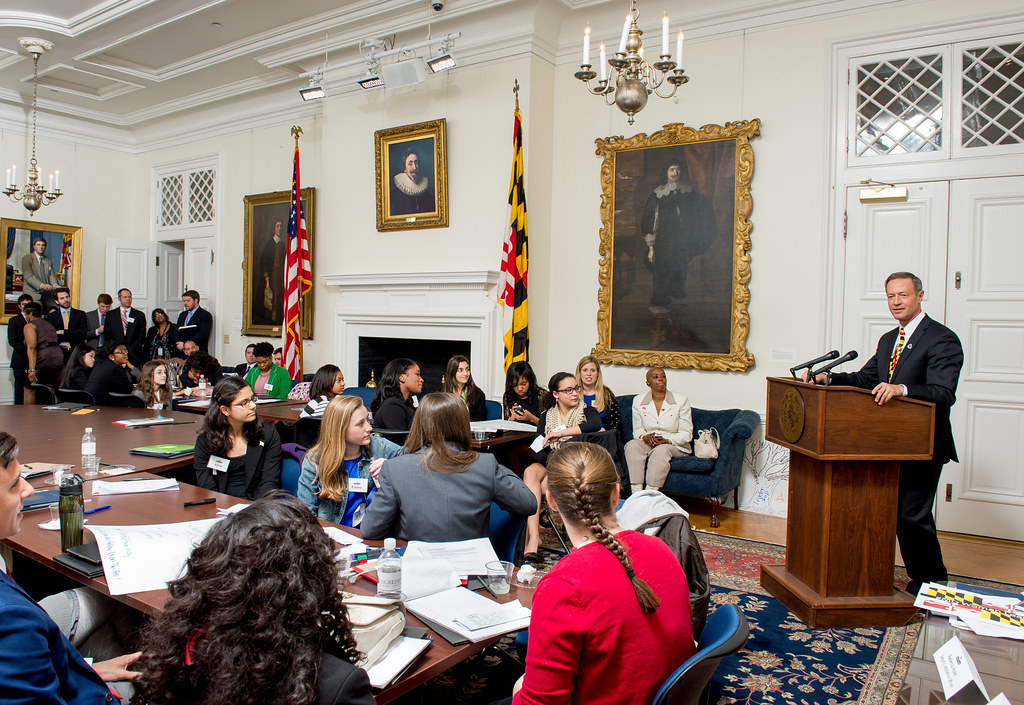 Governor Host Leadership Forum For Women and Girls
