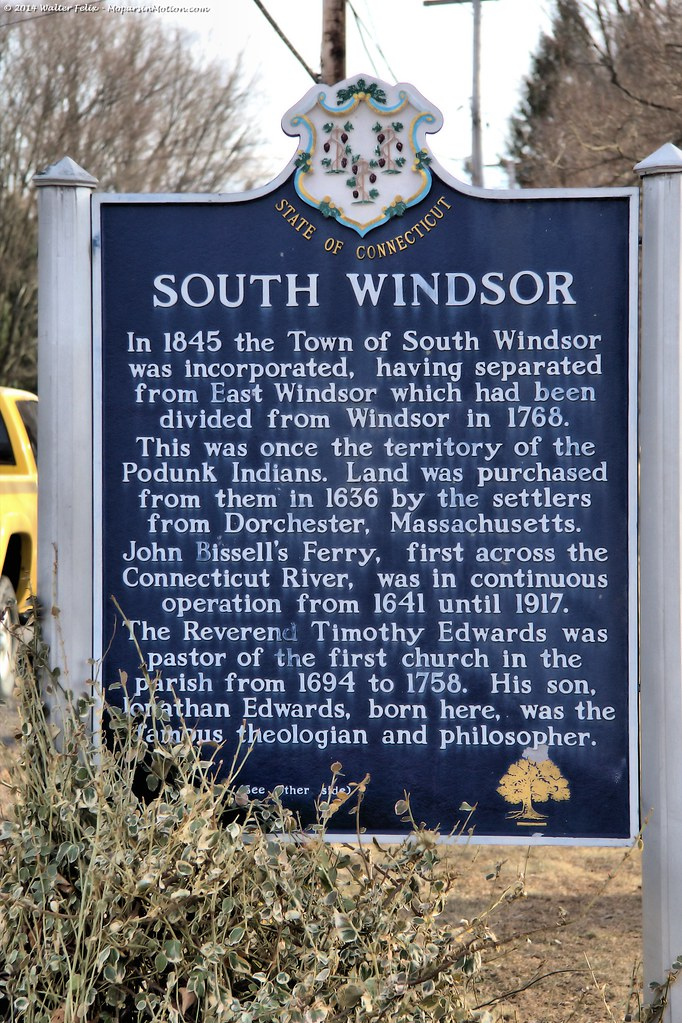 Town Of South Windsor Connecticut Around Guides