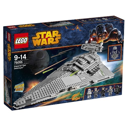 LEGO Star Wars 75055 Front
