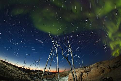 Giant Star Trail202