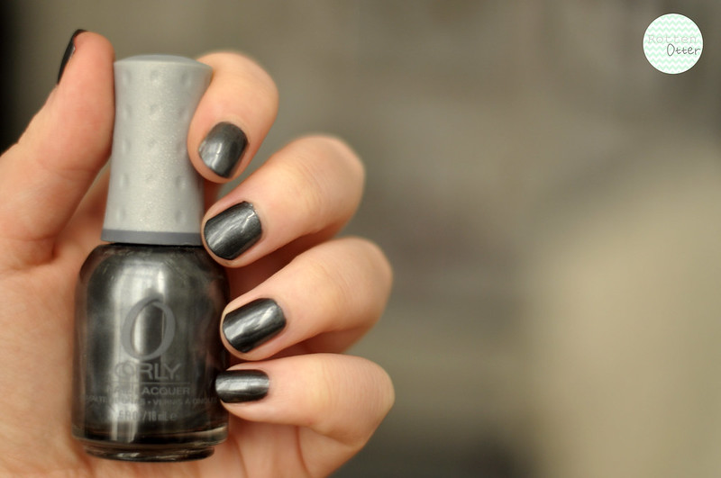 notd orly steel your heart nail polish rottenotter rotten otter blog