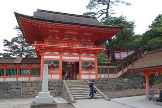 日御碕神社(1)