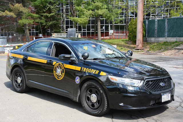picture of new york state trooper car 1t20 2014 ford