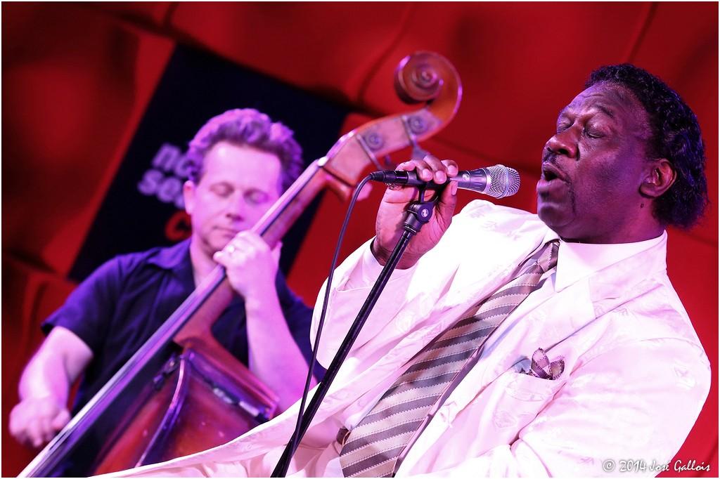 Mud Morganfield & Band @ North Sea Jazz club