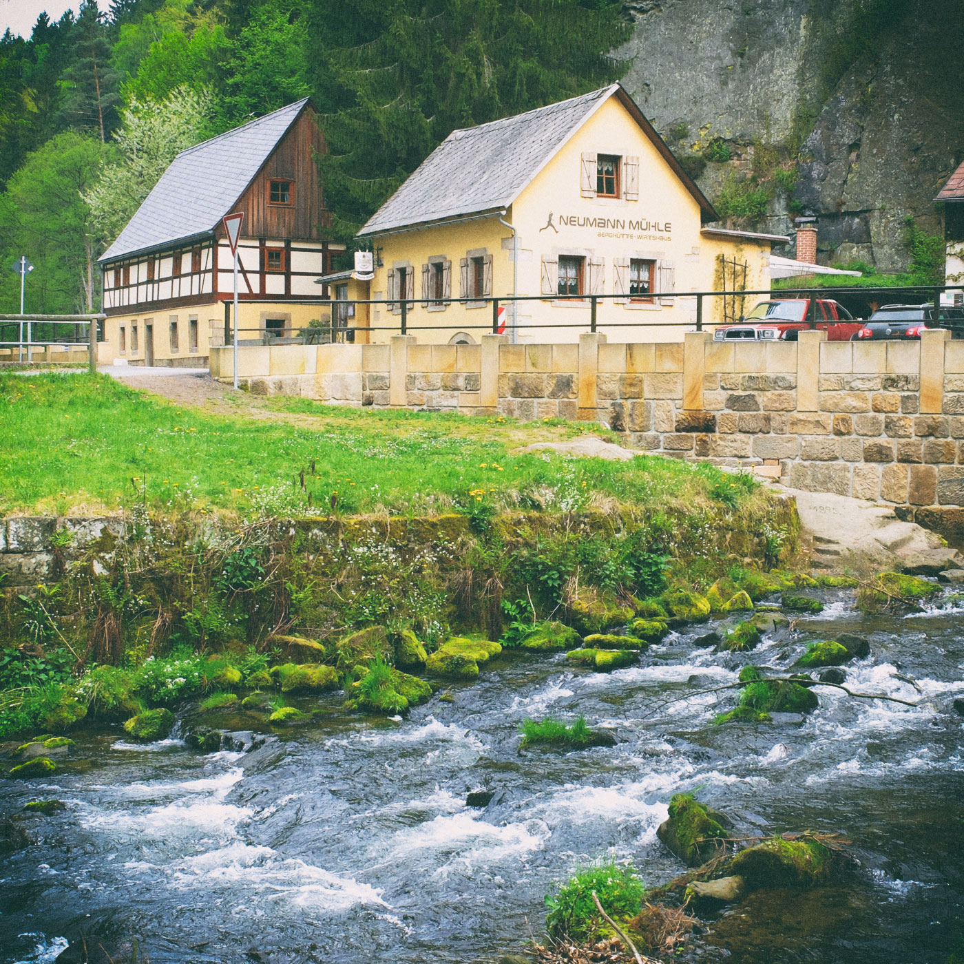 An der Neumannmühle