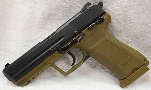 Image result for hk45 prototype