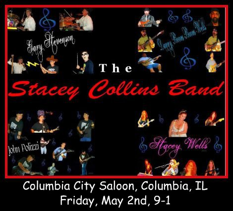 Stacey Collins Band 5-2-14